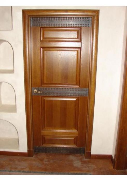 Мобили Порте, Дверь межкомнатная Классика шпон 12 Мобили Порте
