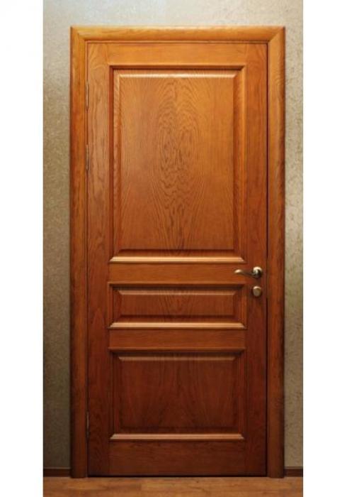 Мобили Порте, Дверь межкомнатная Классика шпон 13 Мобили Порте