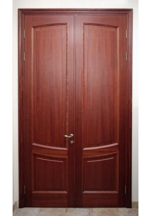 Мобили Порте, Дверь межкомнатная Классика шпон 18 Мобили Порте