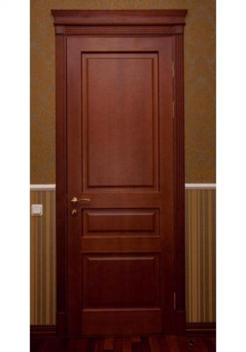 Мобили Порте, Дверь межкомнатная Классика шпон 2 Мобили Порте