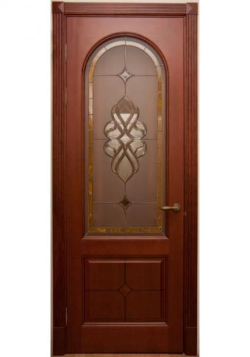 Мобили Порте, Дверь межкомнатная Классика шпон 27 Мобили Порте