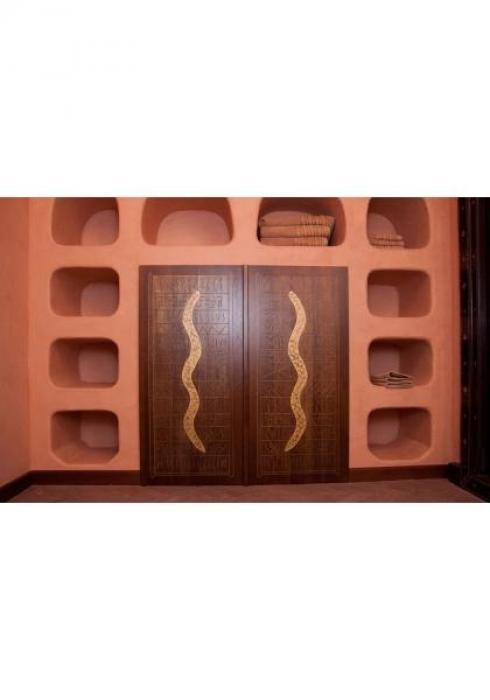 Мобили Порте, Дверь межкомнатная Классика шпон 29 Мобили Порте