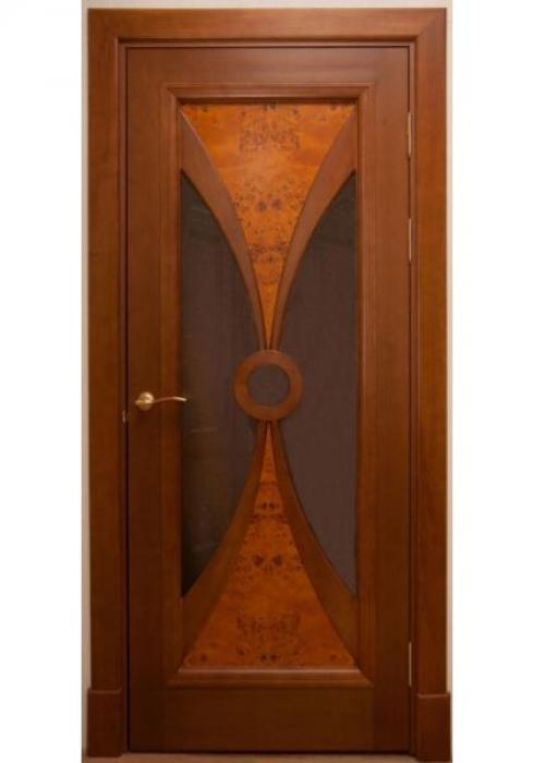 Мобили Порте, Дверь межкомнатная Классика шпон 33 Мобили Порте