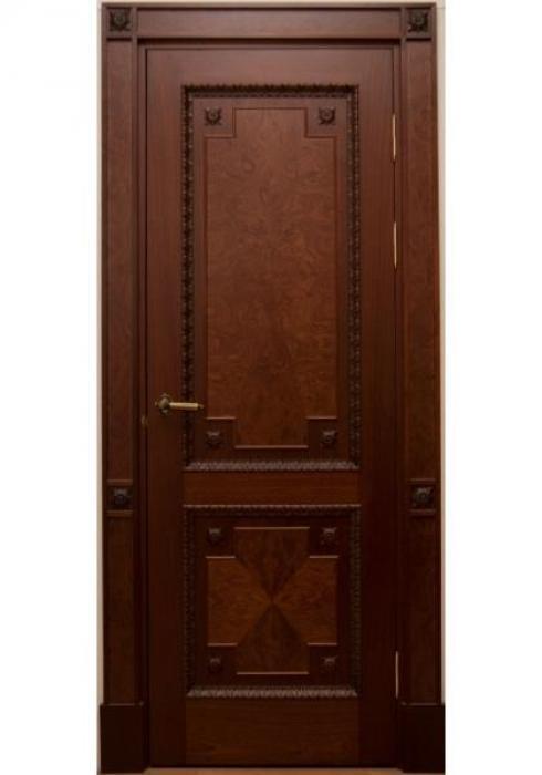 Мобили Порте, Дверь межкомнатная Классика шпон 34 Мобили Порте