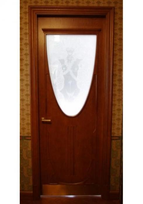 Мобили Порте, Дверь межкомнатная Классика шпон 36 Мобили Порте
