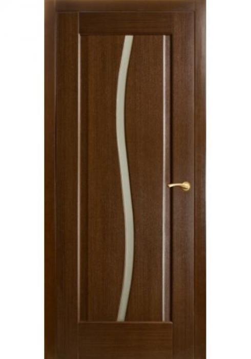 Оникс, Дверь межкомнатная Корсика с остеклением