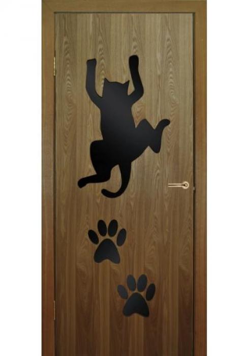 Марийский мебельный комбинат, Дверь межкомнатная Кошка 3