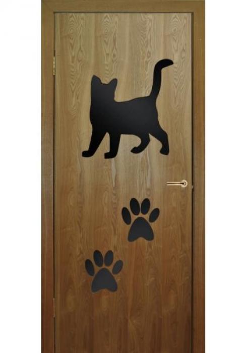 Марийский мебельный комбинат, Дверь межкомнатная Кошка 4
