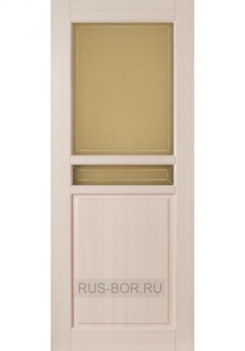 Русский Бор, Дверь межкомнатная Квадро модель 3