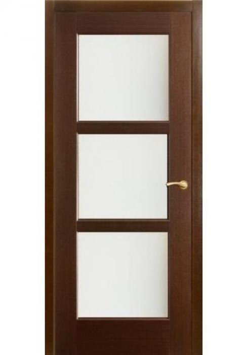 Оникс, Дверь межкомнатная Квадро с остеклением