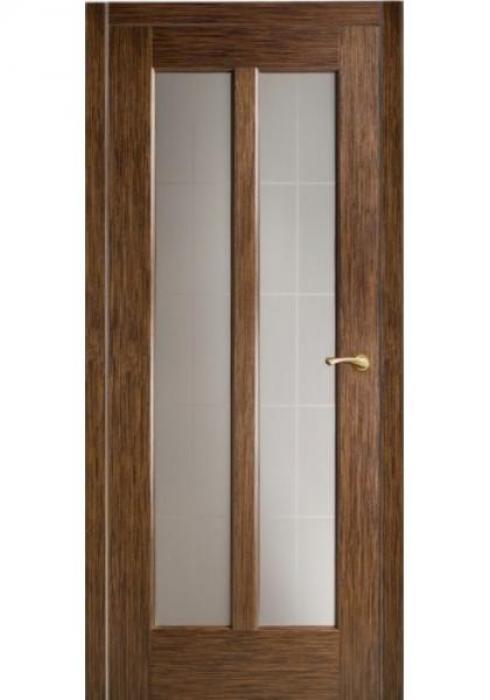 Оникс, Дверь межкомнатная Лагуна с остеклением
