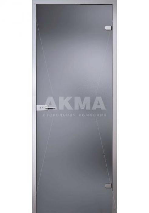Акма, Дверь межкомнатная Light серое матовое Акма