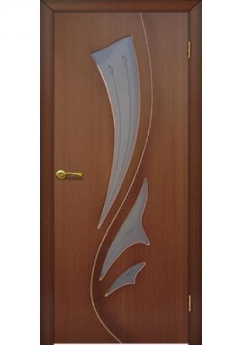 Матадор, Дверь межкомнатная Лилия с остеклением