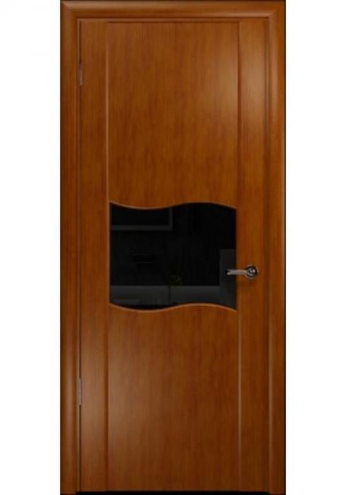 Арт Деко, Дверь межкомнатная Луника лепесток 5 Арт Деко