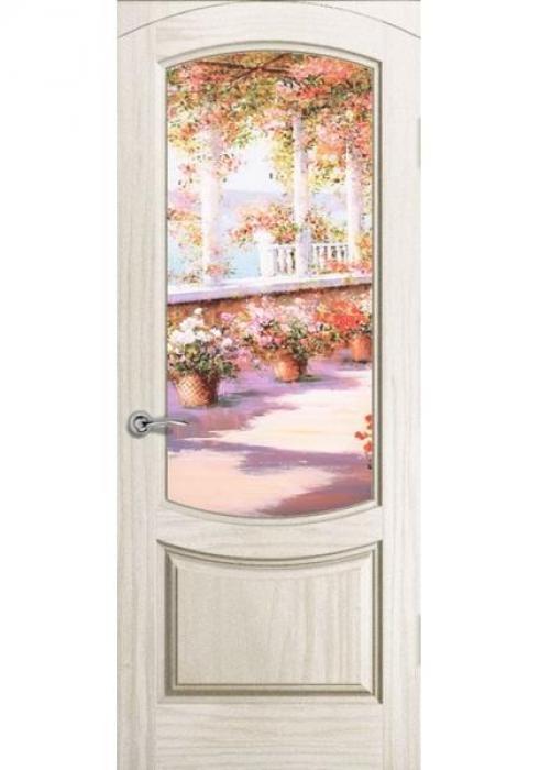 Океан Дверей, Дверь межкомнатная Лувр арочный Элегия Океан Дверей