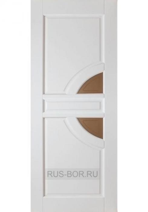 Русский Бор, Дверь межкомнатная Люкс Евро модель 3