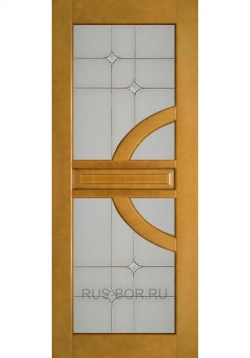 Русский Бор, Дверь межкомнатная Люкс Евро модель 7