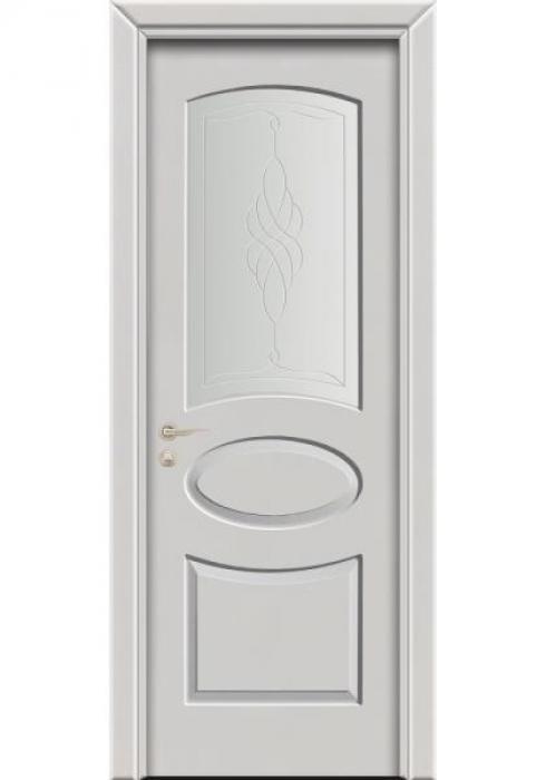 Маркеев, Дверь межкомнатная Массив 10 ДО эмаль
