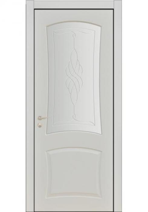 Маркеев, Дверь межкомнатная Массив 4 ДО эмаль