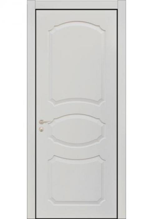 Маркеев, Дверь межкомнатная Массив 5 ДГ эмаль