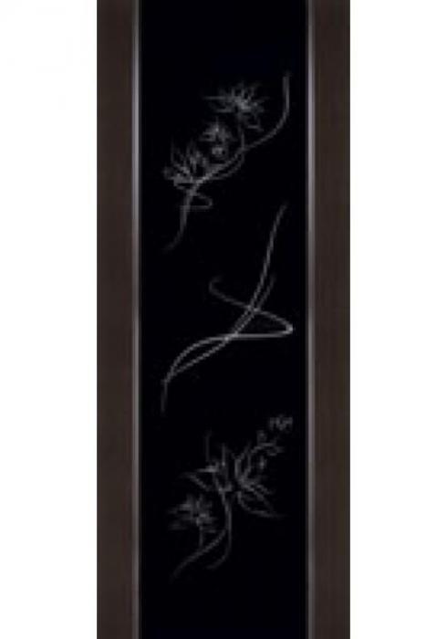 Форест, Дверь межкомнатная Мелодия черная