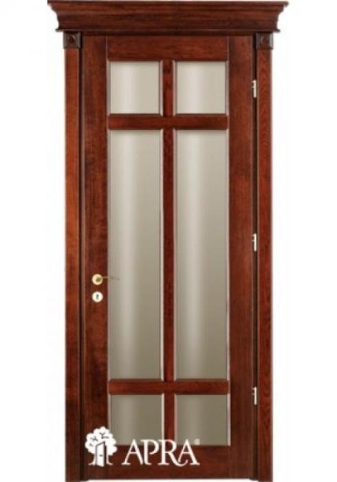 Апра, Дверь межкомнатная Милан 04 Апра