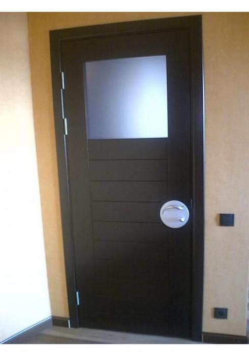 Мобили Порте, Дверь межкомнатная Модерн шпон 9 Мобили Порте