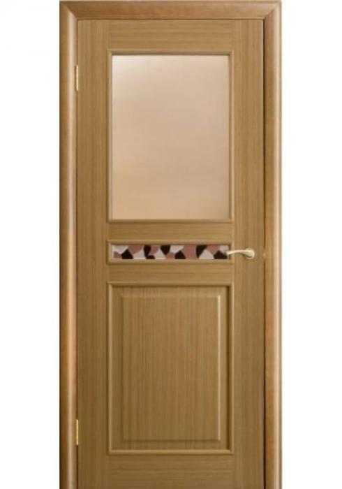 Оникс, Дверь межкомнатная Ника с остеклением