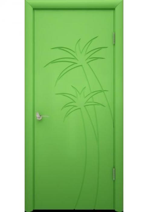 Марийский мебельный комбинат, Дверь межкомнатная Пальмы