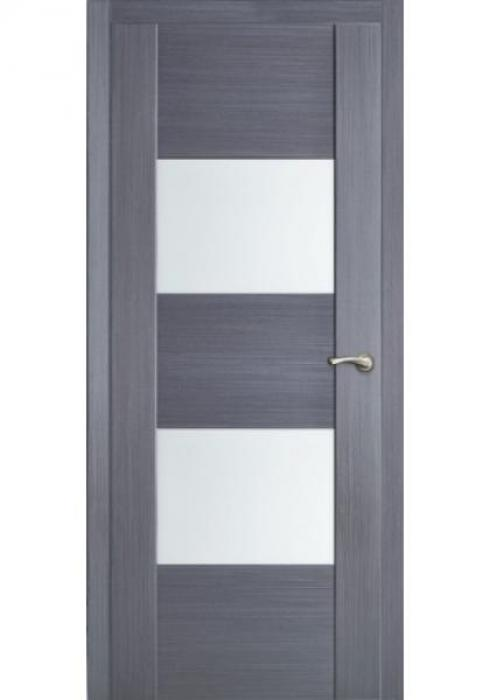 Оникс, Дверь межкомнатная Парма с остеклением