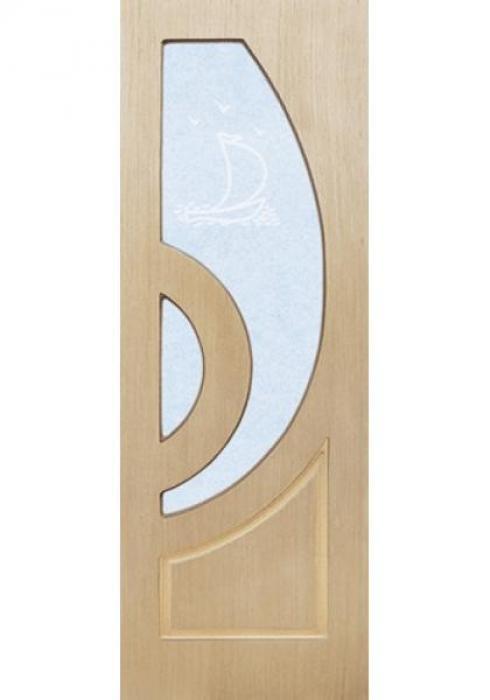 Корона, Дверь межкомнатная Парус ДО