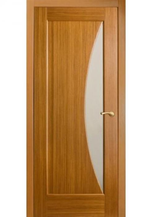 Оникс, Дверь межкомнатная Парус с остеклением