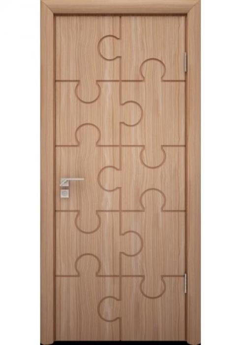 Марийский мебельный комбинат, Дверь межкомнатная Пазл