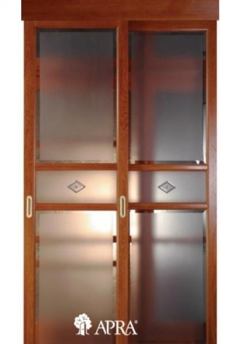 Апра, Дверь межкомнатная Перегородка 02 Апра