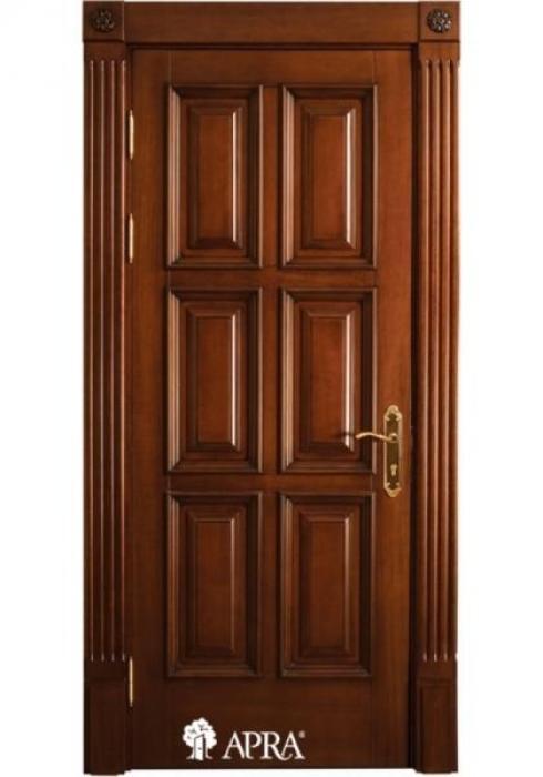 Апра, Дверь межкомнатная Понтида 01 Апра