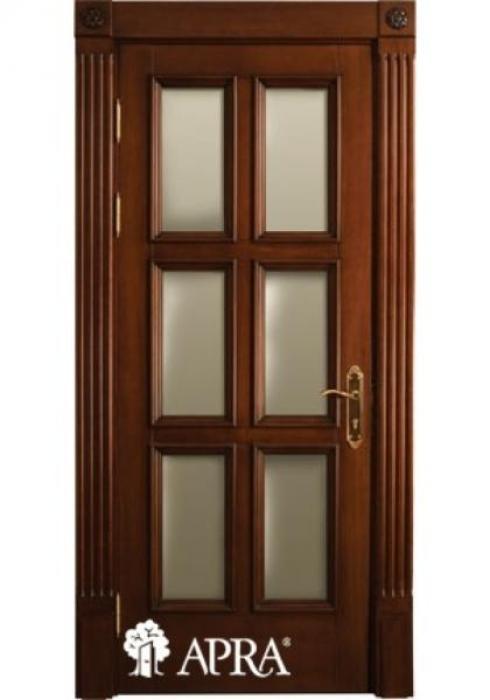 Апра, Дверь межкомнатная Понтида 02 Апра