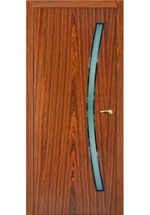 Оникс, Дверь межкомнатная Порто с остеклением