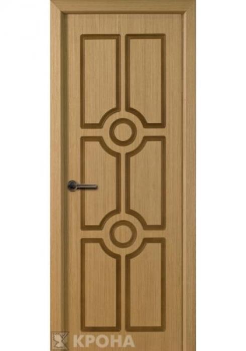 Крона, Дверь межкомнатная Прага ДГ