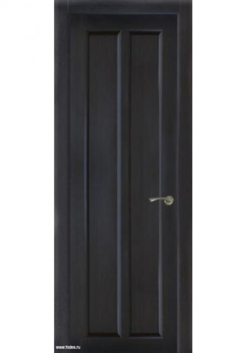 Фодес, Дверь межкомнатная Премьер 2 венге