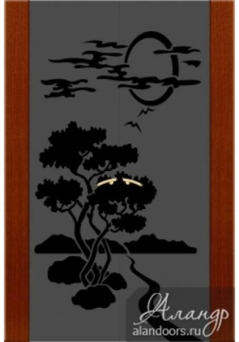 Аландр, Дверь межкомнатная Престиж 81 Аландр