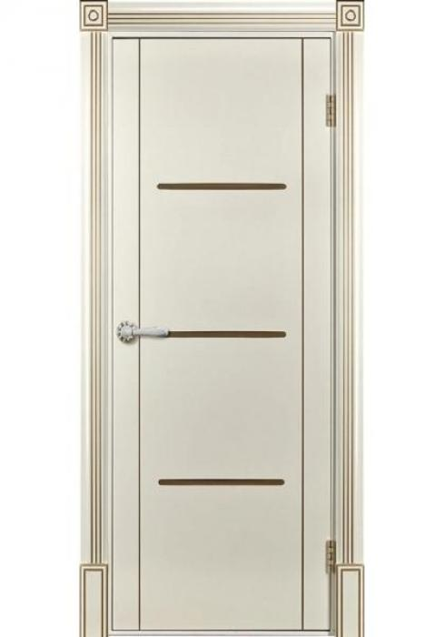 Принцип, Дверь межкомнатная Principiano 13 патина