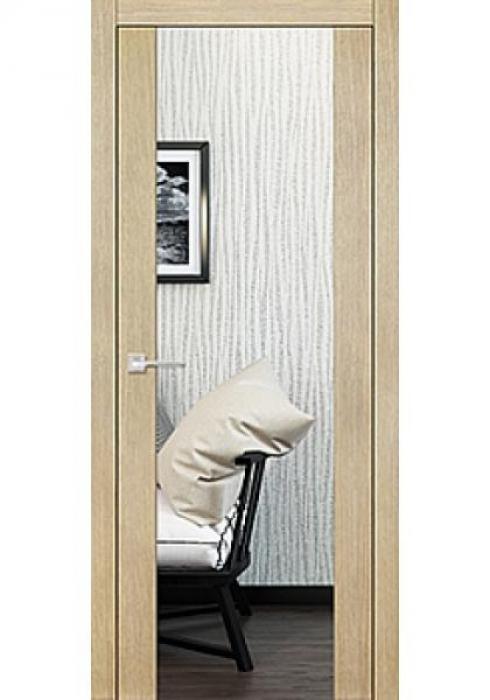 Волховец, Дверь межкомнатная Quadro 6017 ДКМ с зеркалом