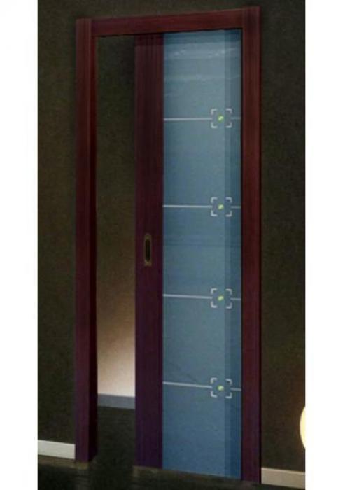RosDver, Дверь межкомнатная Раздвижная 2095 Р