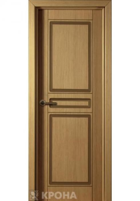 Крона, Дверь межкомнатная Рондо ДГ