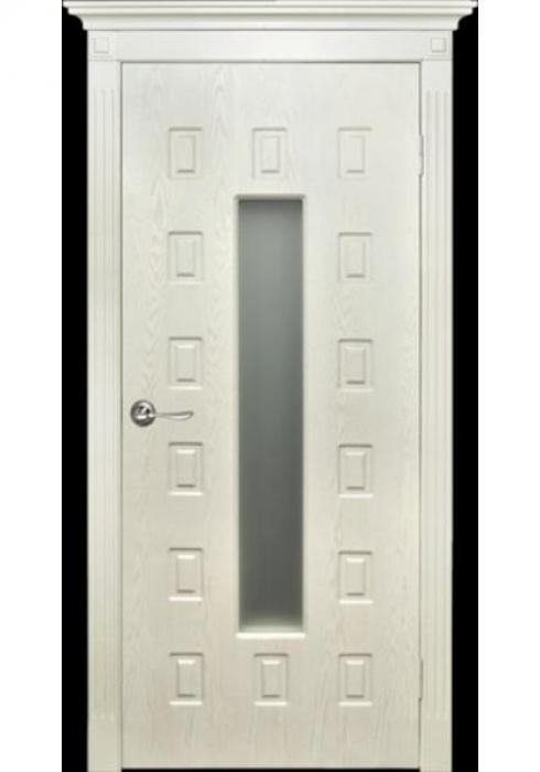 Марийский мебельный комбинат, Дверь межкомнатная Шоколадка 4 ДО