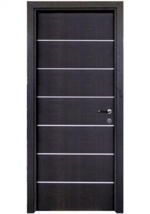 DoorHan, Дверь межкомнатная шпонированная 728P