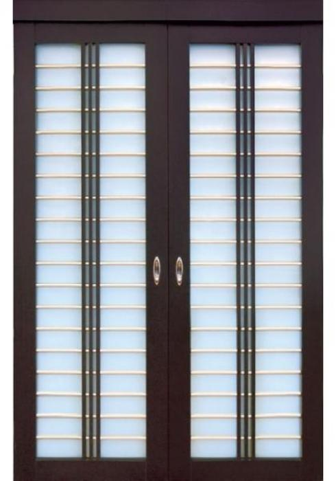 DoorHan, Дверь межкомнатная шпонированная Exit 02
