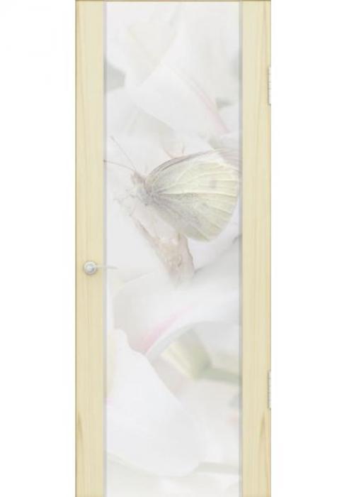 Дверь межкомнатная Шторм 3 Бабочка, Дверь межкомнатная Шторм 3 Бабочка