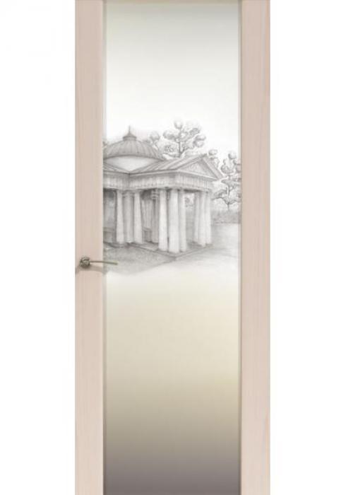 Дверь межкомнатная Шторм 3 Блюз Океан Дверей, Дверь межкомнатная Шторм 3 Блюз Океан Дверей