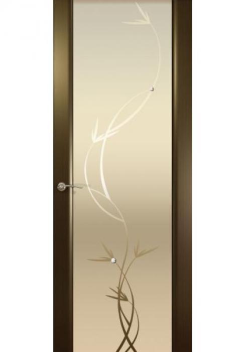 Дверь межкомнатная Шторм 3 Растение, Дверь межкомнатная Шторм 3 Растение